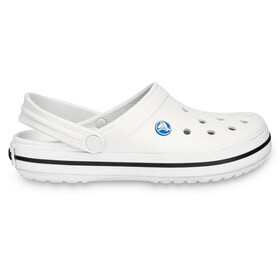 Crocs Crocband Clogs Unisex White